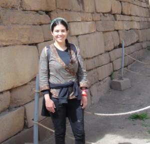 Student in Peru