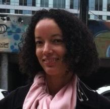 Dr. Anna Agbe-Davies, Associate Professor of Anthropology